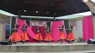 Diwali Dance 2018 by Lady birds