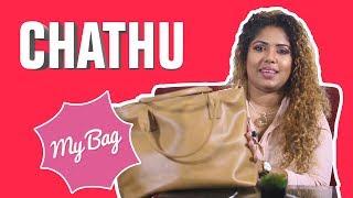 Gambar cover YouTuber චතුගේ බෑග් එකේ තිබුණ දේවල්   My Bag With Chathu
