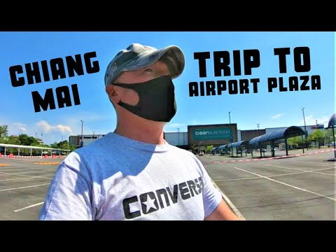 Central Airport Plaza | Chiang Mai Life | Thailand