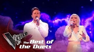 The Best of the Coaches Duets | The Voice UK 2019