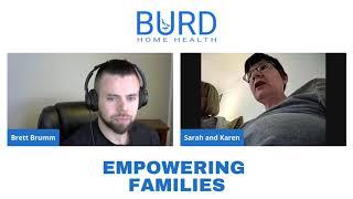 Sarah & Karen's Experience with Mason at Burd Home Health