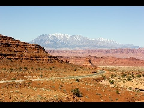 Utah Backpack: The Maze, Happy Canyon, Grand Falls, and Valley of the Gods