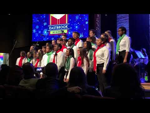 Eastbrook Academy Choir Carol of the Bells