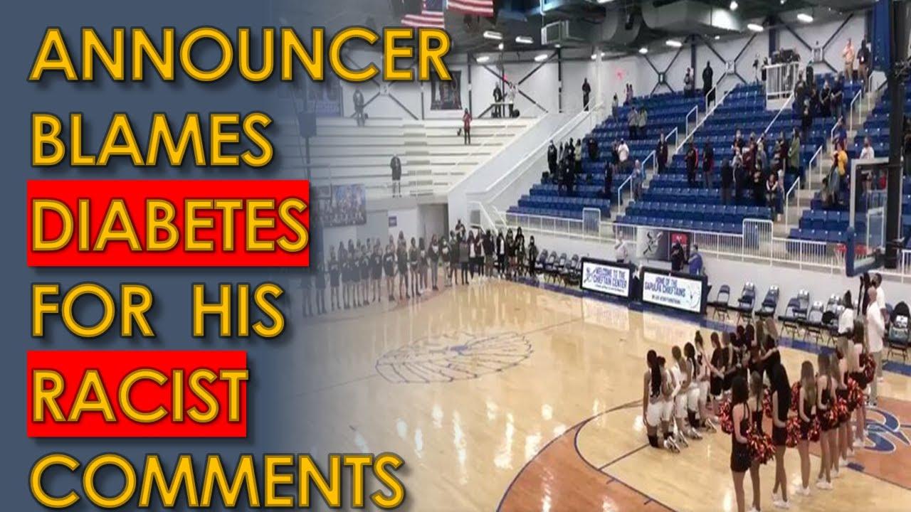 Oklahoma announcer Matt Rowan blames blood sugar levels for his ...