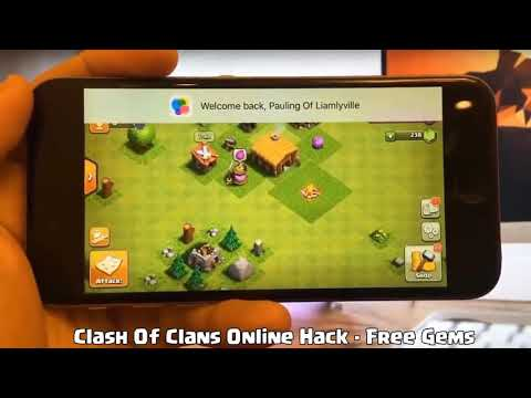 Clash of Clans Hack 2018 [ios / android] How to get ultimate Gems/Gold