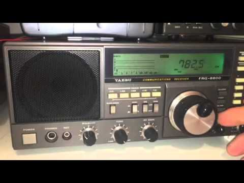 Medium wave DX: 783 KHz Radio Damascus, Syria Received in Oxford, UK