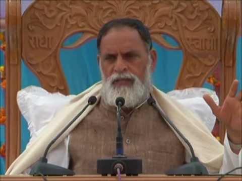 RadhaSwami, Kaithal Satsang 2012,Part 1 of 4.