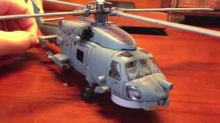 Review: 1:60 Sikorsky SH-60 Seahawk, U.S. Navy, HSL 46 by NewRay