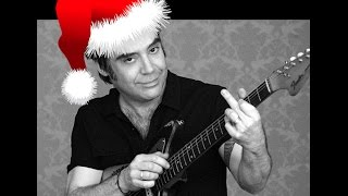 Brad Roberts of Crash Test Dummies Writes a Xmas Tune @Hookist with YOU!