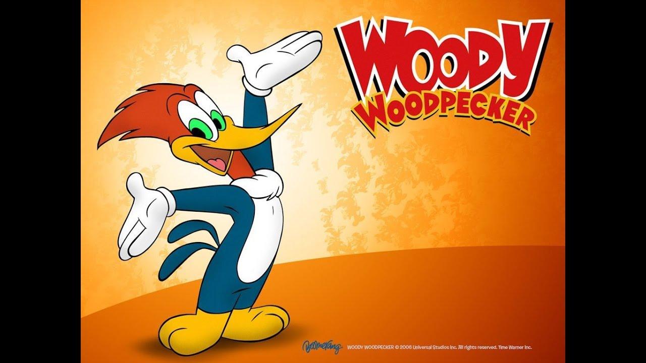 Woody Woodpecker   043   Scalp Treatment