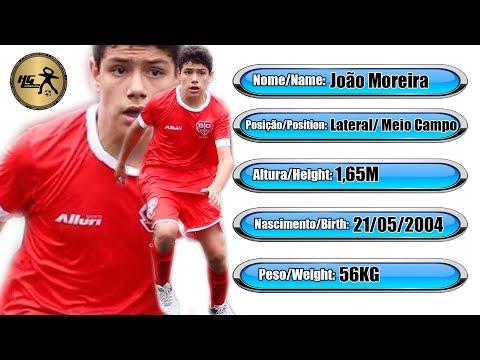 Homem Gol - João Moreira Oficial 1 #Campo #LateralDireito #MeioCampo #HG