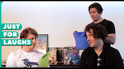 The Wombats - Glitterbomb Q&A - Murph