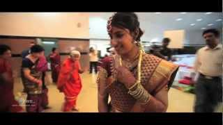GREAT INDIAN TRADITIONAL SOUTH-INDIAN CINEMATIC WEDDING MUSIC VIDEO - ASHWIN & NIVEDITA