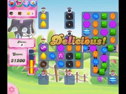 Candy Crush Saga Level 2600 - NO BOOSTERS