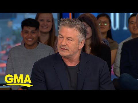 Alec Baldwin talks the end of his Trump impersonation on 'SNL' | GMA