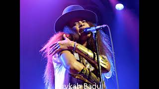 Erykah Badu Live in Amsterdam - 2011 (audio only)