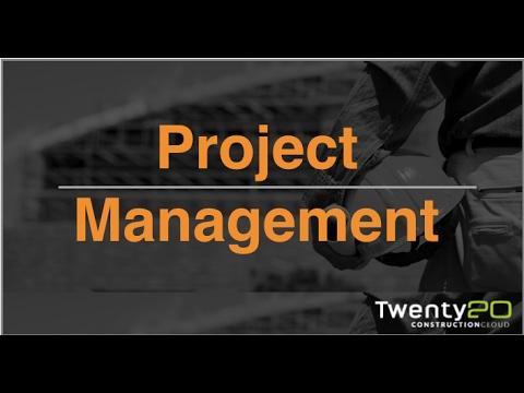 Twenty20: Project Management Overview