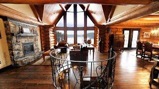L'intérieur d'une villa scandinave à 1 299 000$ | Chicoutimi Québec Canada