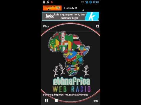 Ethnafrica.net Free Webradio On Android