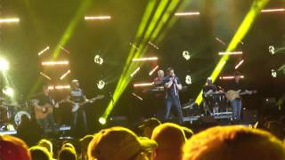 "Chris Young, ""Sober Saturday Night"",  CMA Fest 2016"