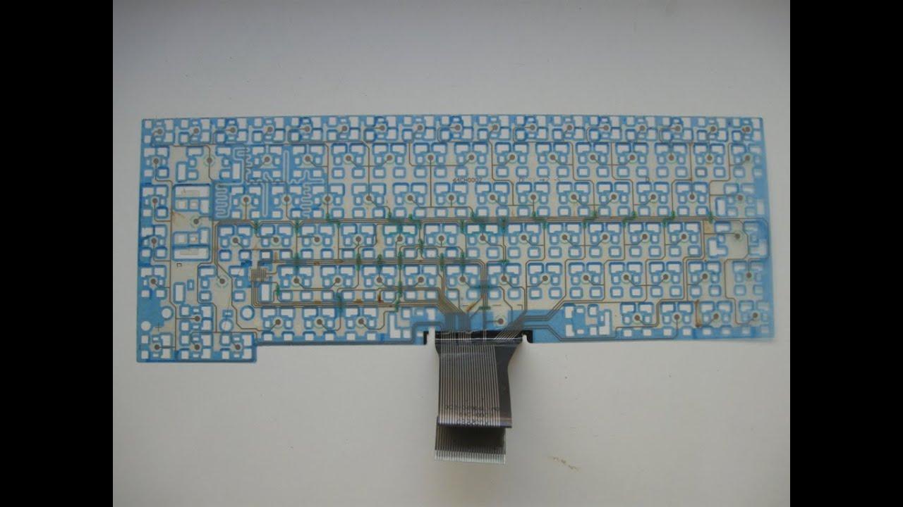 как включить подсветку клавиатуры на ноутбуке. - YouTube