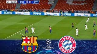 Barcelona vs bayern munich | highlights ...