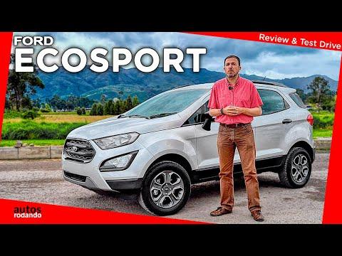 FORD ECOSPORT 2020 AWD | Prueba / Revisión / Test Drive