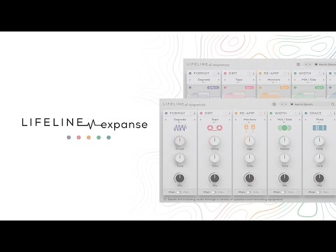 Introducing Lifeline Expanse by Excite Audio | Breathing Life into Audio