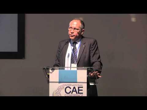 CaeConf2015 - Davide Cassi; University of Parma