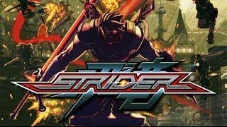 Strider 2014 PC Gameplay on MSI GTX 580 Lightning Edition