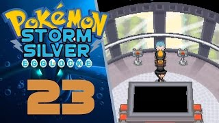 Egglocke sur Pokémon Storm Silver (FR) #23 : Le grand big boss