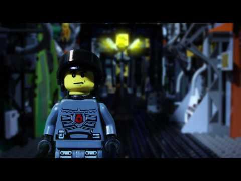 Space Police Log 01: Interrogation
