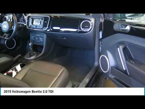 2015 Volkswagen Beetle Bakersfield CA U1034