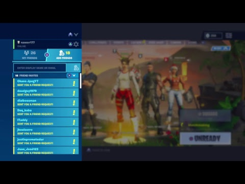 Fortnite Without DSQ