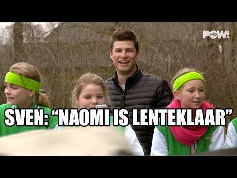 """Sven Kramer: """"Naomi is lenteklaar"""""""