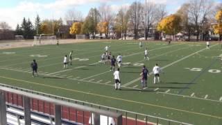 Piranhas Soccer Finale 2016 - ETS vs Ottawa