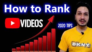 How to rank my youtube videos | Get views on yt | youtube SEO