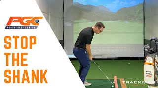 Fix Your Shank. One Easy Golf Swing Drill.