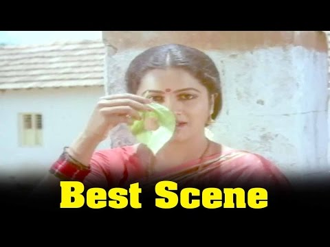 Thenpandi Seemayile Movie : Vijayakanth,  Radhika Best Love Scene
