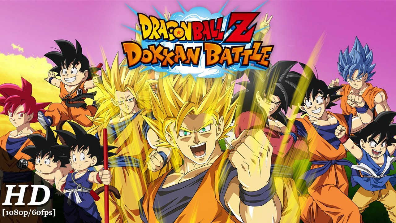 Dragon Ball Z: Dokkan Battle 4 3 4 for Android - Download