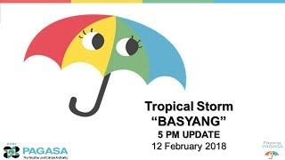 Press Briefing: Tropical Storm