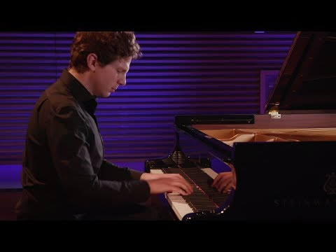 Jayson Gillham - the making of Romantic Bach