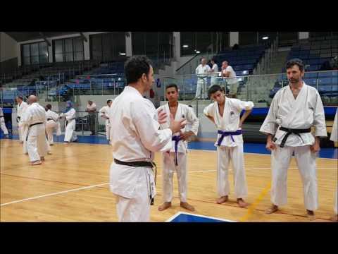 Dento Karate Israel   2017 summer camp1