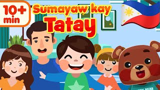 Dance to Your Daddy in Filipino | Mga Awiting Pambata Compilation Song