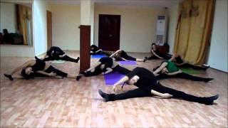 студия современного танца STEP MOVE  урок
