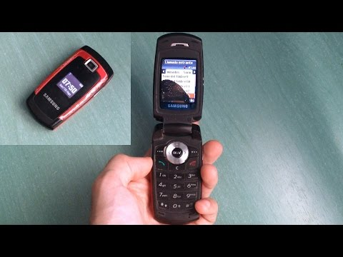 Samsung SGH X680 review (old ringtones, games, camera test...)