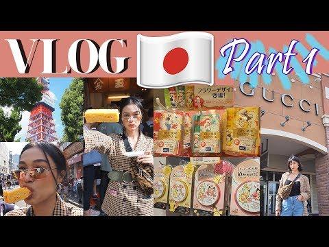 เที่ยวญี่ปุ่นไม่ง้อทัวร์ Part 1 : One Piece, Gotemba Outlet, It's Demo | pairyinwonderland thumbnail