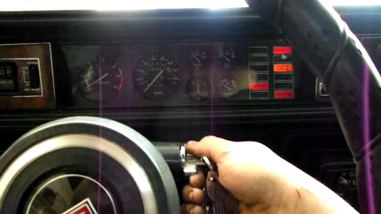 85 Cutlass Fuse Box Guide And Troubleshooting Of Wiring Diagram 1985 Salon Youtube Rh Com 86