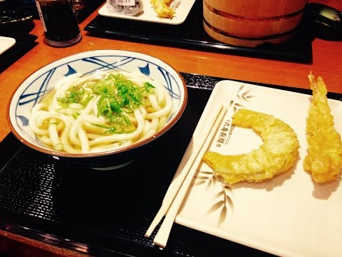 No. 1 Udon Restaurant in JAPAN | Marugame