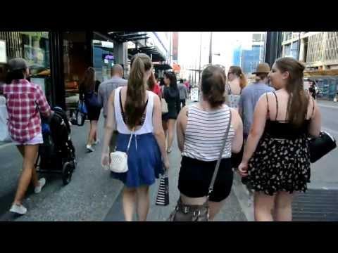 Downtown Vancouver {Shopping & Eating} | MissMikaylaVlogs♡